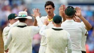 England in tatters at 30/4 against Australia in 2nd Ashes 2015 Test at Lord's
