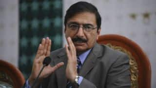 Zaka Ashraf sacked as PCB chief by Pakistan Prime Pinister