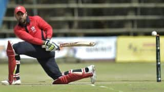 Hayat helps Hong Kong beat Scotland by 7 wickets