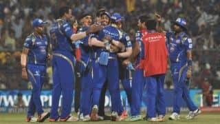 Mumbai Indians to celebrate IPL victory at Wankhede Stadium