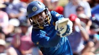 New Zealand vs Sri Lanka, 7th ODI at Wellington: Tillakaratne Dilshan dismissed for 81