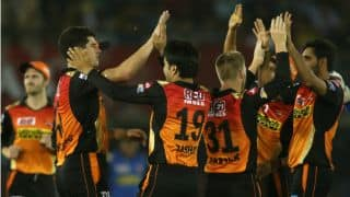Dhawan reveals SRH's successful ploy in clash vs KXIP
