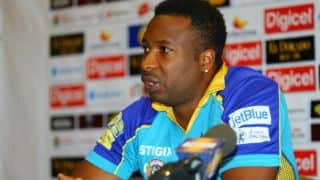 No-ball to Evin Lewis unintentional, clarifies Kieron Pollard