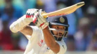 Shikhar Dhawan scores 1,000 Test runs during India vs Sri Lanka 2015, 1st Test at Galle