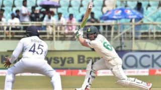India vs South Africa: Dean Elgar believes playing in India is tough