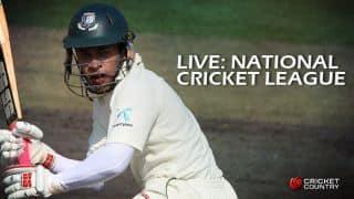Live Cricket Score Bangladesh's National Cricket League, Tier 1 & 2 matches: Day 4