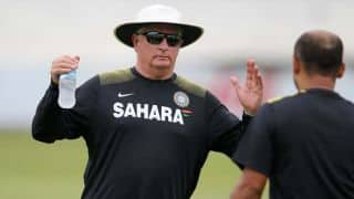 'Duncan Fletcher has full backing of BCCI'