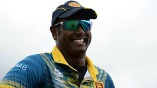 Angelo Mathews named Sri Lanka's limited-overs captain