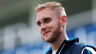 Stuart Broad look back on a busy summer