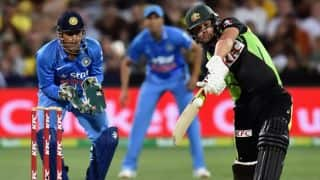 Aaron Finch takes responsibility for loss in India vs Australia, 1st T20I at Adelaide