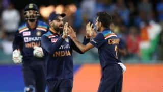 IND vs AUS,1st T20I: Moises Henriques Raise question over concussion replacement of ravindra jadeja