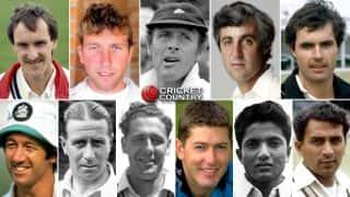 Cricketing clerihews: The biggest bores XI
