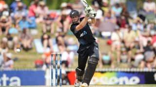 India tour of New Zealand 2014, 3rd ODI at Auckland: Guptill, Williamson get fifties