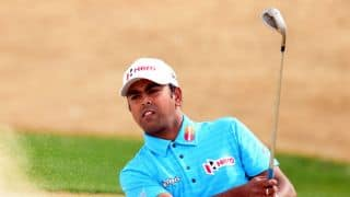 Wells Fargo Championship 2016: Anirban Lahiri leads by two midway in 1st round