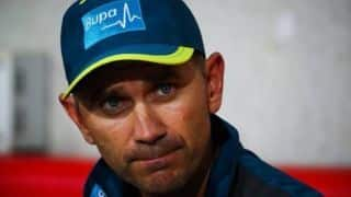 MS Dhoni is a superstar and an all-time great says Justin Langer