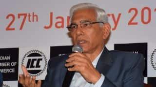 No BCCI representative during Tendulkar, Laxman conflict of interest hearing: Vinod Rai
