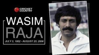 Wasim Raja: 10 facts about the elegant Pakistani cricketer