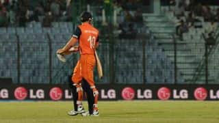 Sri Lanka vs Netherlands, ICC World T20 2014 Super 10s Group 1