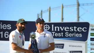 Pakistan vs England,4th Test Day 4 Photos