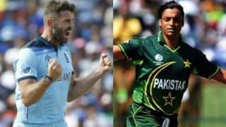 Shoaib Akhtar threatened to kill me on my debut test: Liam Plunket