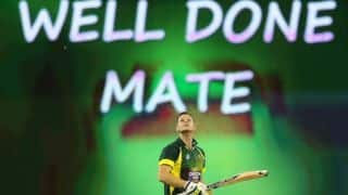 Smith's ton helps Australia seal series in 4th ODI