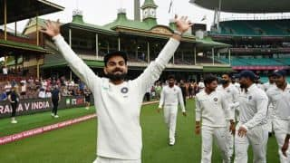 India make history, win first-ever cricket Test series in Australia