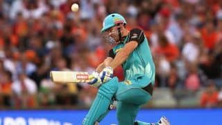 Chris Lynn: I want to prove yourself