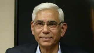 COA chairman Vinod Rai says BCCI has 90 days to form new body