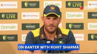 VIDEO: All three results possible in the third Test: Aaron Finch