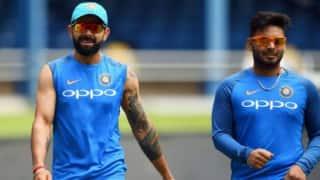 कप्तान कोहली बोले- टीम इंडिया के भविष्य हैं रिषभ पंत