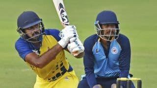 Vijay Hazare Trophy 2019-20, Group C: Abhinav Mukund, Vijay Shankar star in Tamil Nadu's win over Madhya Pradesh