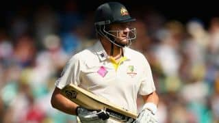 Michael Clarke backs Shane Watson to bat at No 3 in Test series against South Africa