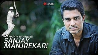 Happy Birthday, Sanjay Manjrekar! Former Indian cricketer and renowned commentator turns 51