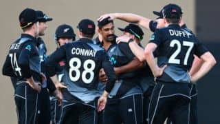 NZ vs PAK 1st T20: Jacob Duffy shines on debut as New Zealand win T20 series opener against Pakistan