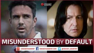 Kevin Pietersen vs Severus Snape: Men misunderstood by default!