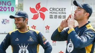 Dan Pascoe: Oxford graduate, Australian law professor, Gangsta Rap lover, and Hong Kong spin bowler