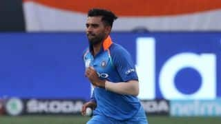 Want to be the allrounder who can bowl with the new ball: Deepak Chahar