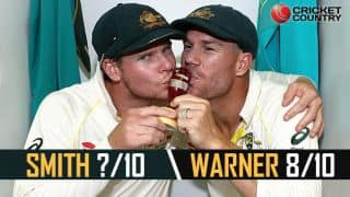 The Ashes 2017-18: Marks out of 10 for Australia