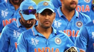 Dhoni joins Sehwag in Cricket for Heroes charity match at The Oval
