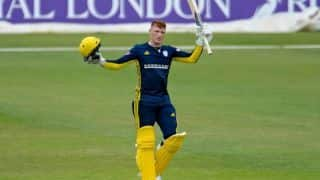 Hampshire's Tom Alsop Plays Waiting Game Amid Lockdown