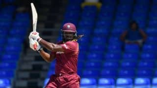Chris Gayle named in West Indies squad for first two England ODIs