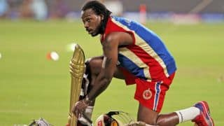 Chris Gayle: I don't really watch a lot of cricket