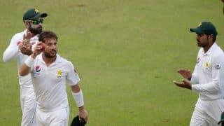 यासिर शाह की गेंदबाजी के सामने न्यूजीलैंड फॉलाेऑन खेलने को मजबूर