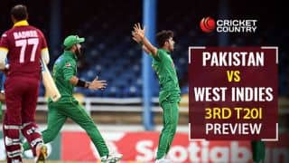 Pakistan vs West Indies, 3rd T20I at Port of Spain, Preview: Visitors aim to seal series with another win