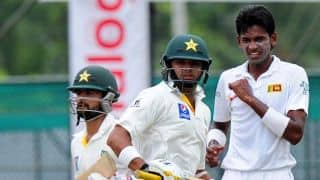 Pakistan comfortably placed at 171/2 against Sri Lanka at stumps on Day 3 of 2nd Test at Colombo