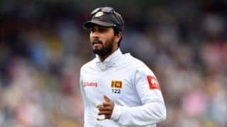 Chandimal urges Sri Lanka batsmen to buck up ahead of South Africa series