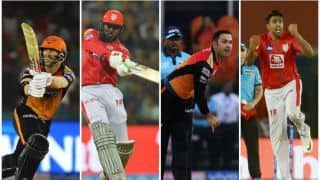 IPL 2019 SRH vs KXIP Match 48: What can we expect today?