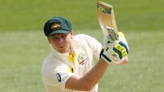 India vs Australia, 1st Test at Adelaide: Steven Smith gets 9th half-century