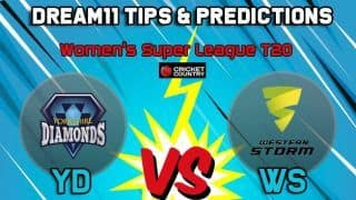 Dream11 Team Yorkshire Diamonds vs Western Storm, Women's Super League T20 – Cricket Prediction Tips For Today's match YD vs WS at Taunton