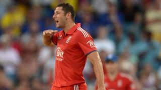 BBL 2016-17: Perth Scorchers sign Tim Bresnan as replacement for David Willey